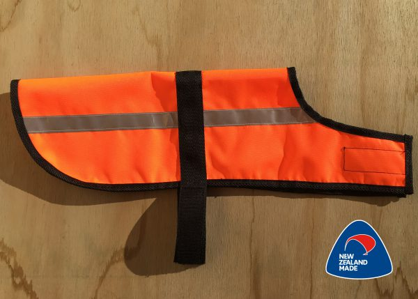 High Vis Dog Jacket- Dog Coat