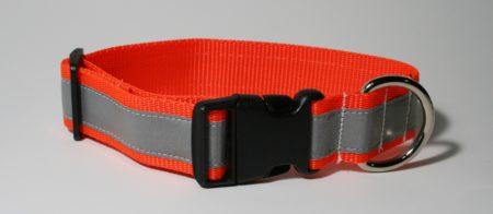 High Viz Dog Collar
